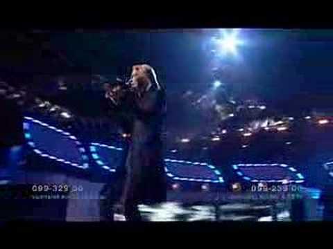 vinnare melodifestivalen 2007