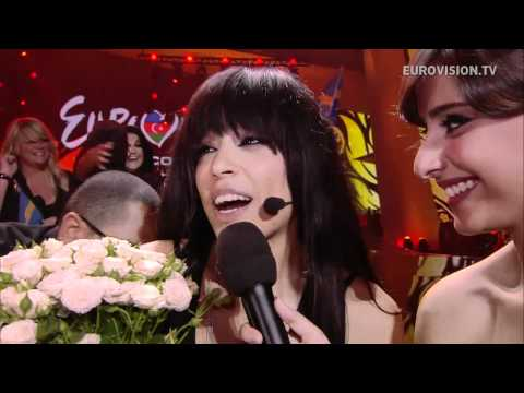 Loreen - Euphoria - Sverige wins the 2012 Eurovision Song Contest