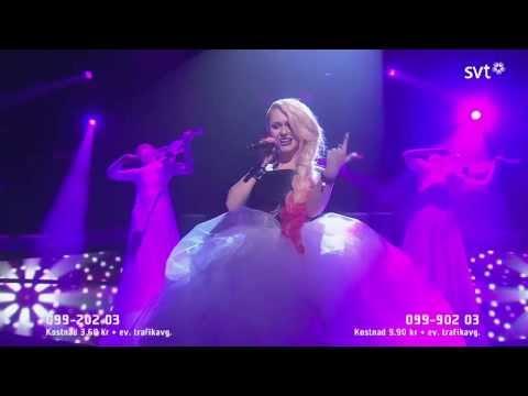 schlagerfestivalen svenska vinnare