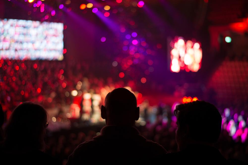 Melodifestivalen biljetter